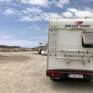 Coachbuilt motorhome rental - Bernard