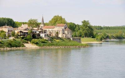 Itinéraire en Val de Garonne