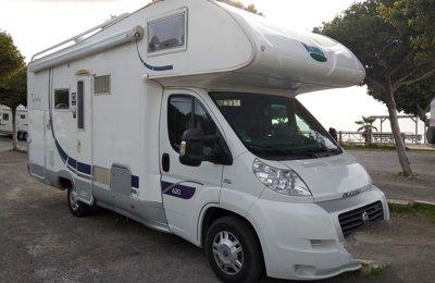 Autocaravana Caputxina Mac Louis Tandy 620 en lloguer a Alhaurín De La Torre