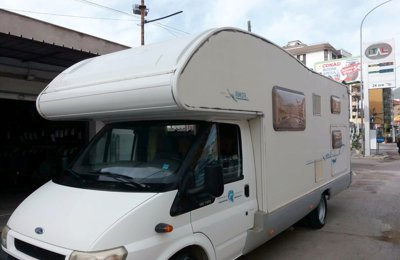 Camper Mansardato Rimor Ng6 condiviso a Palermo