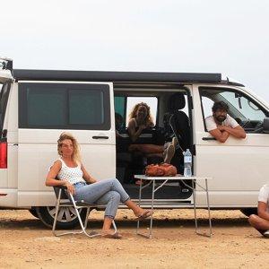 Standort Campingbus - Carola