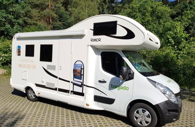 Camping-car Capucine Renault Master en location à Dresden