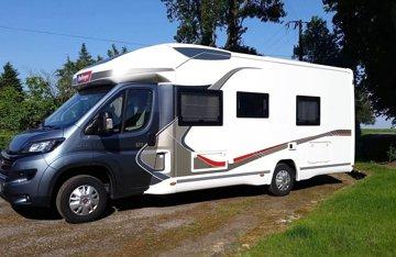 Location De Camping Cars Et Vans Bretagne Yescapa