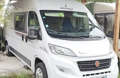 Campervan Rapido V 55 Ducato 130 Multijet For rent in Cestas