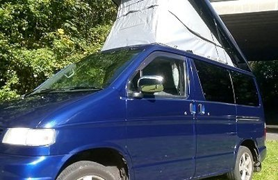 Campervan Mazda Bongo For hire in West Kingsdown