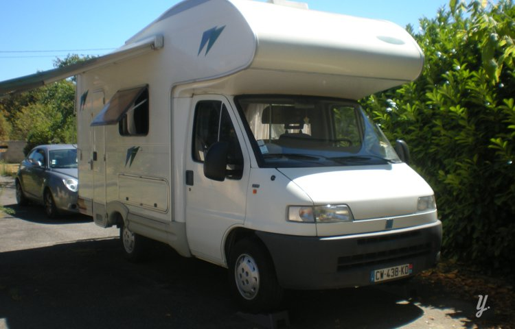 Photo du Camping-car Capucine Mac Louis 410