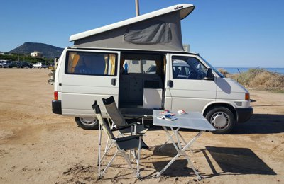None Vw T4 Mit Reimo Ausbau For rent in Chiaramonti