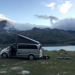 Campervan rental - Monribot