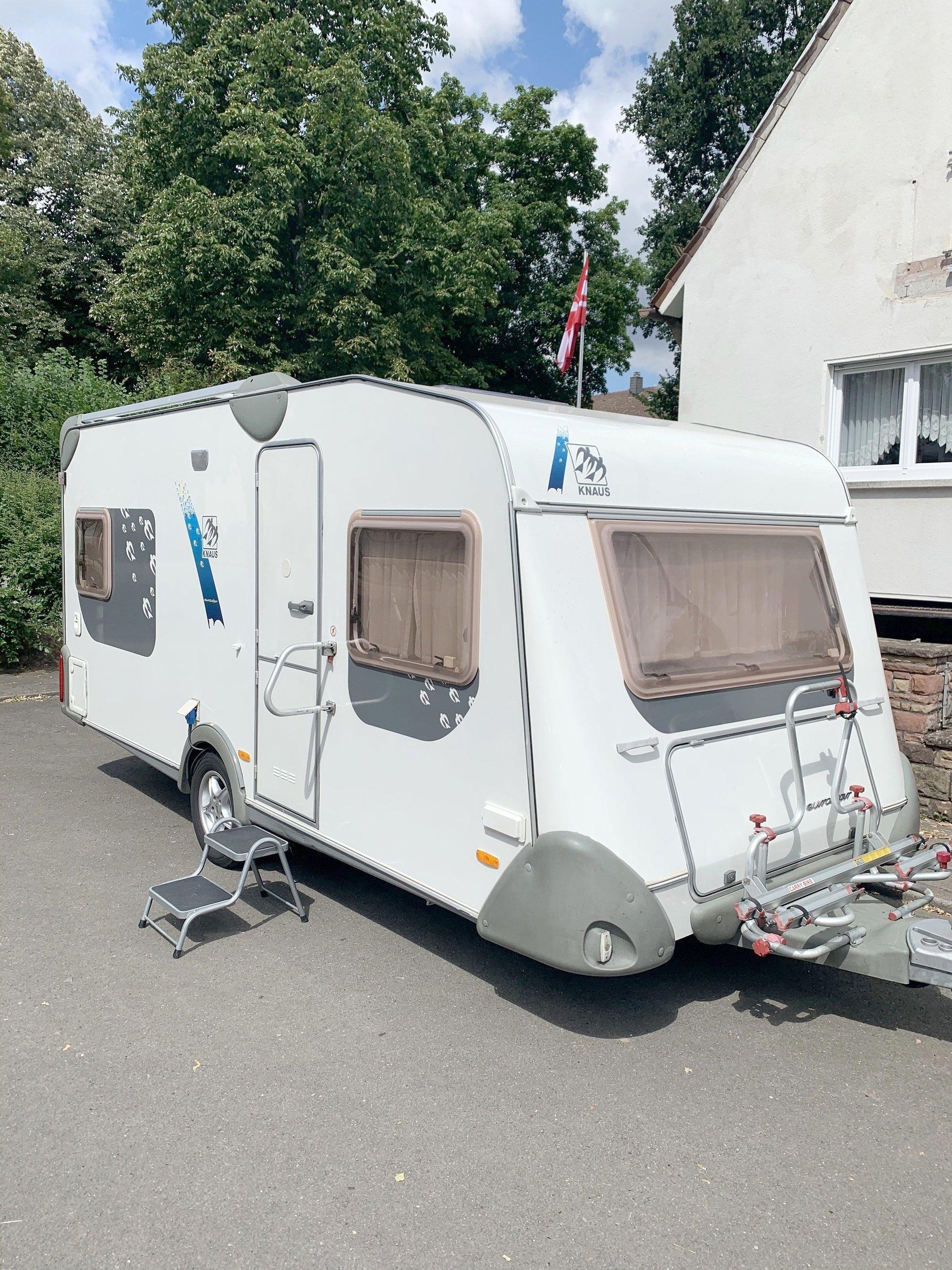 Modell: Knaus Eurostar 10 TF