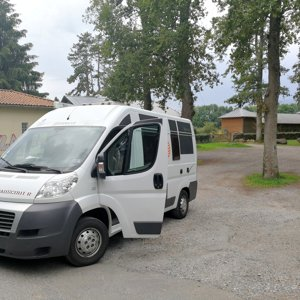 Converted van rental - Bruno