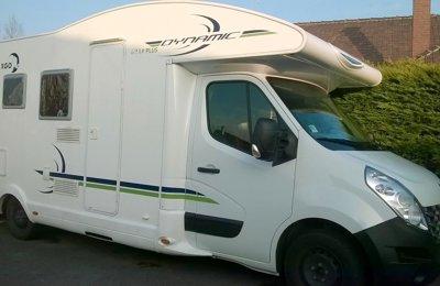 Camping-car Profilé Xgo 21 en location à Verton