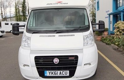 Motorhome Low profile Roller Team Auto-Roller 694, 3L Automatic For rent in Bournemouth