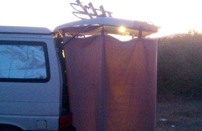 Camper Volkwagen T4 California (M) En alquiler en Móstoles