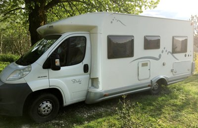 RV Low profile Elnagh Duke For rent in Agonac