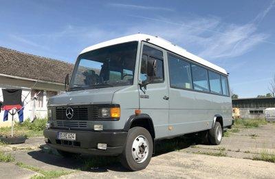Wohnmobil Vollintegriert Mercedes-Benz O 614 D zu vermieten in Königs Wusterhausen