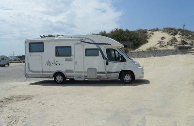 Camping-car Profilé Mac Louis Mc4 en location à Biarritz