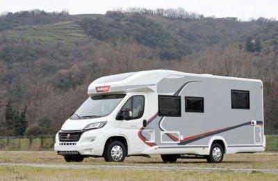Autocaravana Perfilada Challenger 398 Xlb Graphite 2016 en lloguer a Saint-Estève