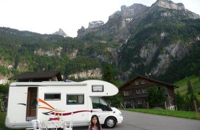 Camping-car Capucine Eura Mobil Profil en location à Illkirch-Graffenstaden