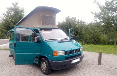 Camper Volkswagen T4 Califonia En alquiler en San Sebastián