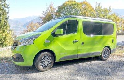 Campervan Renault Trafic zu vermieten in Grenoble