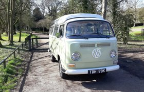 Shropshire's Motorhome or Campervan Hire | Yescapa