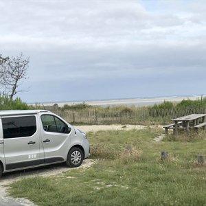 Standort Campervan - Hélène