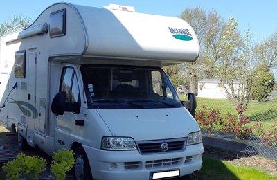 Camping-car Capucine Mclouis Glen 461 en location à Pompaire