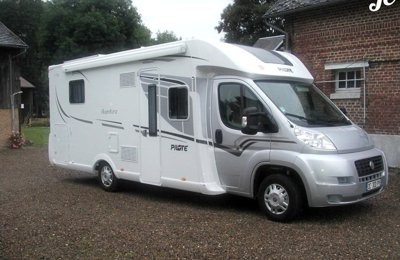 RV Low profile Fiat/Pilote Aventura For rent in Hargicourt