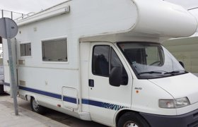 c1fb9ef6e3 Motorhome Coachbuilt Fiat Ducato For hire in Pinto
