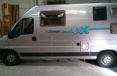 76a91de74a Campervan Fiat Ducato Cosmos To rent in Santa coloma de queralt