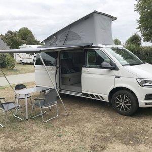 Standort Campingbus - Olivier