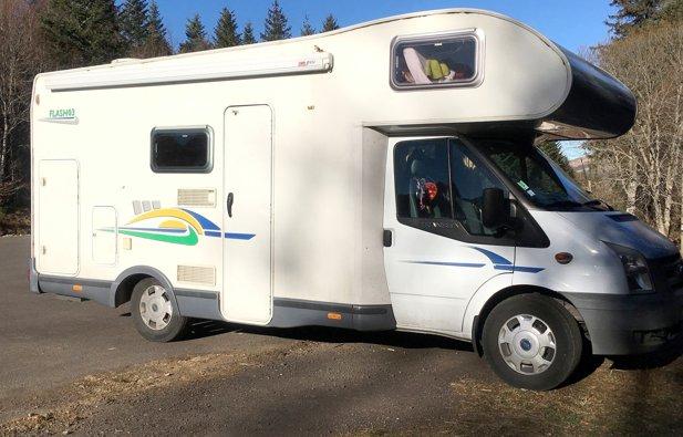 Photo du Camping-car Capucine Chausson Transit