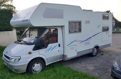 RV Coachbuilt Autostar Auros For rent in Artigues-Près-Bordeaux