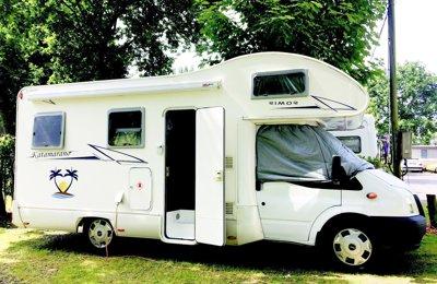 Motorhome Coachbuilt Katamarano In Cornwall For hire in Camborne