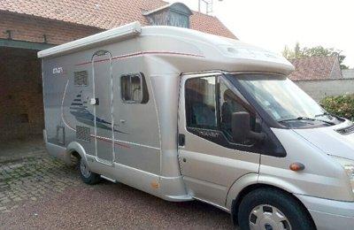 Camping-car Profilé Hymer Eriba Car en location à Biguglia