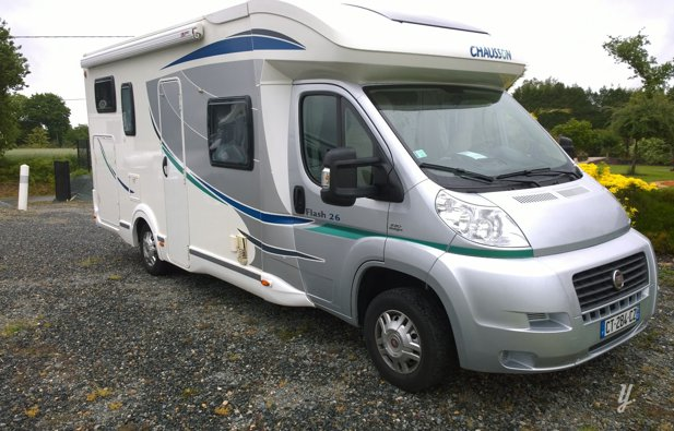 Photo du Camping-car Profilé Chausson Flash 26