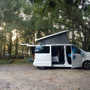 Standort Campingbus - Stephane