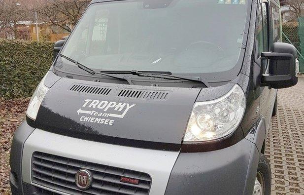 Vermietung von Kastenwagen Fiat Ducato