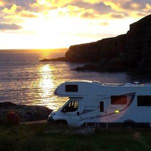 Viaggio Camper Mansardato - Andrea Und Reiner