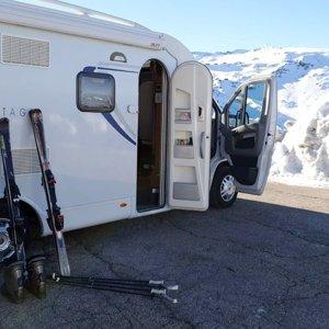 Viaggio Camper Semintegrale - Paco