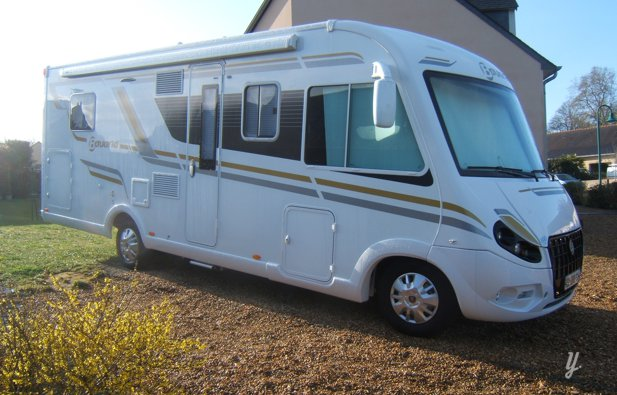 Rental a class rv morannes bavaria i 740 c allure 2016 for Gm motor club roadside assistance