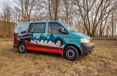 Kastenwagen Vw T5 zu vermieten in Markkleeberg