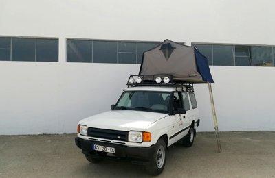 Outro Land Rover Discovery em aluguer em Faro