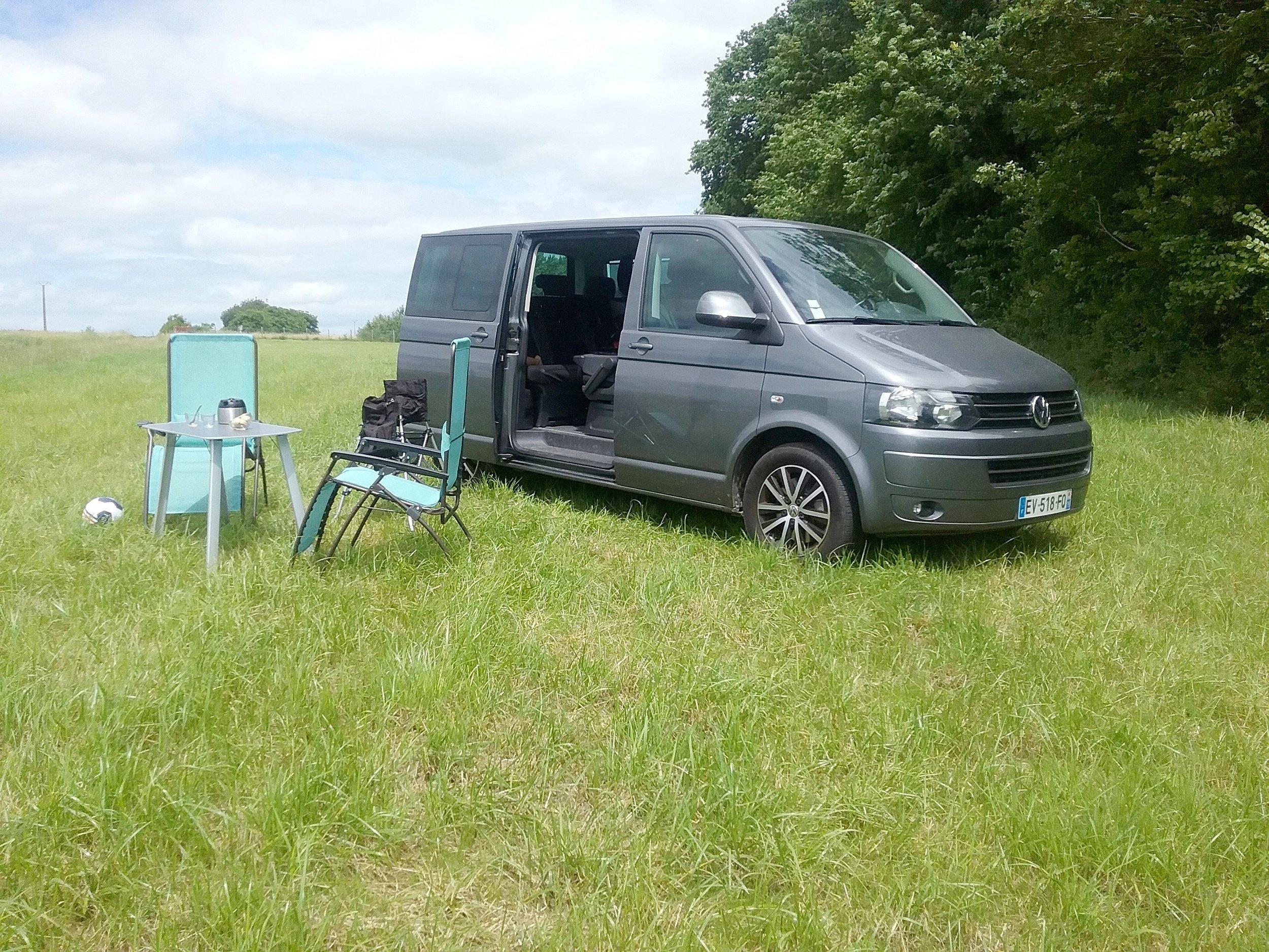 Location de Camping-Cars et Vans - Yvelines | Yescapa