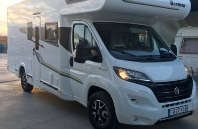 RV Coachbuilt Benimar Sport 343 For rent in Málaga