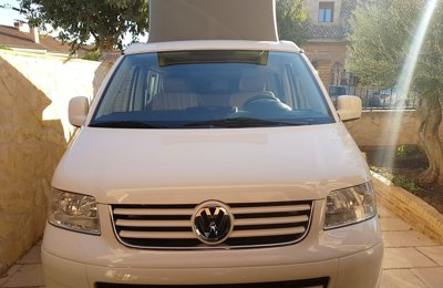 Camper Volkswagen California T5 Conforline En alquiler en Madrid