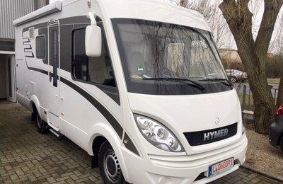 Wohnmobil Vollintegriert Hymer Ml-I 540 zu vermieten in Markkleeberg