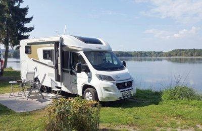 Wohnmobil Teilintegriert Carado T 337 zu vermieten in Büdingen
