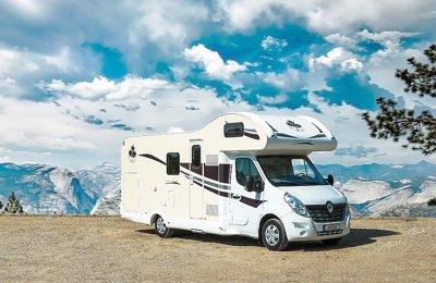 Camping-car Capucine Ahorn Canada Ad en location à Uetersen