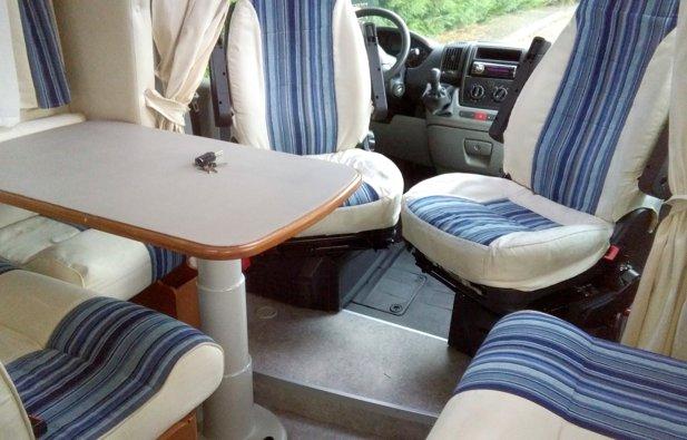 Low Profile Motorhome Fiat Elnagh Rental